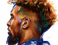 500 Level Sports Illustrations