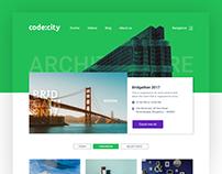 CODE:CITY – Architecture Meetups