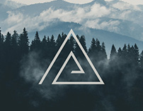 To The Woods - logo design