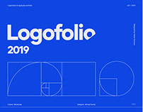 Logofolio for digital products / brands