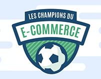 Les Champions du e-commerce