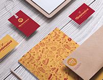 Madamadorè — Patisserie, Brand Identity
