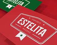 Food Delivery Company Branding | Empório Estelita