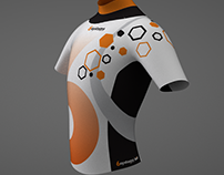 6-Systems Cycling Jersey Design
