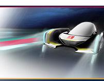 Peugeot Le Mans racer 2030