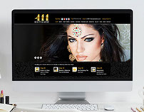 411 Beauty Academy Responsive Wordpress Website