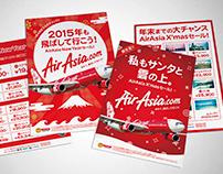 Air Asia Seasonal Flyers