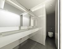 Toilet Redesign in EC London Office /2016/