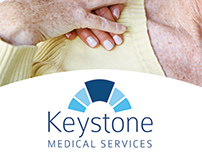 Keystone Medical Services - Logo Design and Collateral