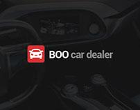 Car Dealer PSD Template