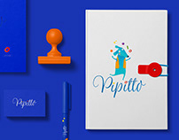 Pipitto logo creation