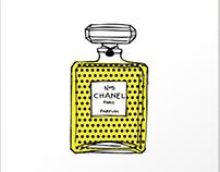 Illustration // Perfumes
