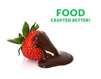 FoodCraft Web Design