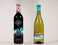 Backroads - E. & J. Gallo Wine Branding & Packaging