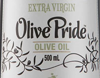 OLIVE PRIDE OLIVE OIL