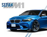 BMW M1 SEDAN