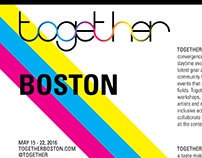 Together Boston Sponsor Deck