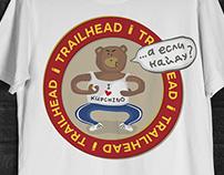 Trailhead bear t-shirt