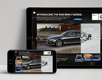 BMW 7 Series - iAd