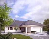 Projekt domu Ambrozja 6