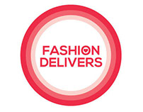 Fashion Delivers Website/ Brand Redesign