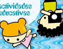 ACTIVIDADES EDUCATIVAS CAIXAFORUM/ILLUSTRATION