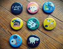 Badges « L'ultima Parola ! » is on sale !