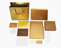 AEVUM Spa Branding Design