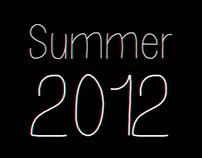 Illustrations: Summer 2012