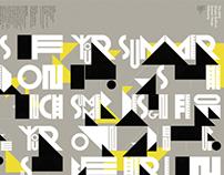 Shepley Bulfinch 2012 Summer Design Fellowship poster