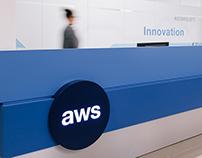 AWS Building Branding