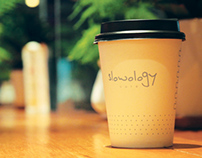 Slowology Café Branding Design