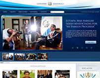 Guatemala.gob.gt Web