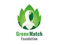 Green Match Foundation - logo design