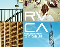 RVCA Clothing Catalog