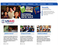 USAID Reforma Educativa en el Aula Web