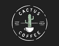 Cactus Coffee - Branding