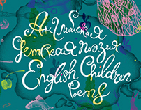 english children poems / bilingual book