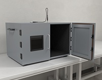 New laboratory equipment renders for MazeEngineers