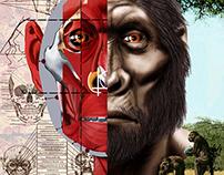 Exhibit - The Evolution of the Human Species - Galați