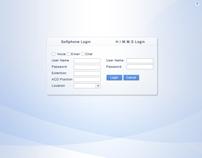 Softphone UI
