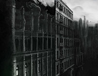 """Demonik- """"las cenizas de la tierra"""" artwork"""