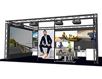 Exhibit Design in SketchUp