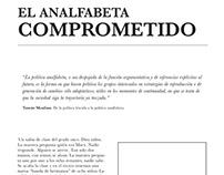 El Analfabeta Comprometido - Editorial