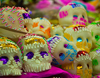 Día de muertos vs Halloween