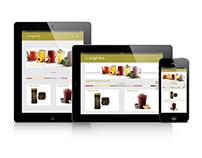 Argo Tea App Concept