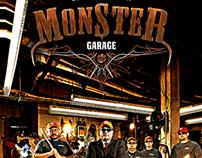 Clemson's Own Monster Garage