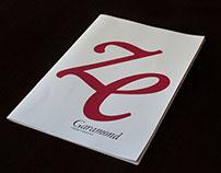 Catálogo tipográfico - Garamond
