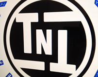 TraX-N-Trails, bike race logo for NSCD