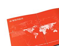 ENANA AEROPORTOS  |  Branding